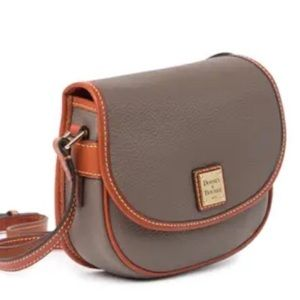 Dooney and Bourke Halle elephant crossbody